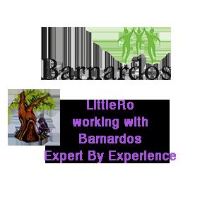 LittleRo.org working with Barnardos